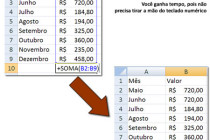 Microsoft Excel – Você ainda usa o igual para iniciar fórmulas?