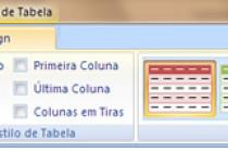 Microsoft Excel – Formatação rápida deplanilha