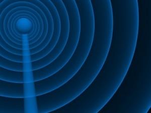 sinal de celular