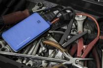 Nova bateria portátil carrega celular, tablet e até o carro