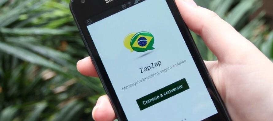 Zapzap, versão brasileira do WhatsApp, roda até no navegador