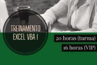 Microsoft Excel VBA I