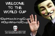 Anonymous ataca sites brasileiros em protesto contra a Copa do Mundo