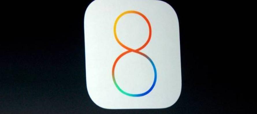 Apple anuncia iOS 8 com notificações interativas e estreia central de saúde para usuário