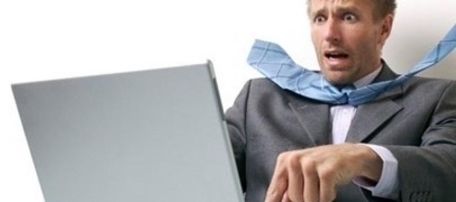 Como corrigir erro em navegador quando não carrega uma página