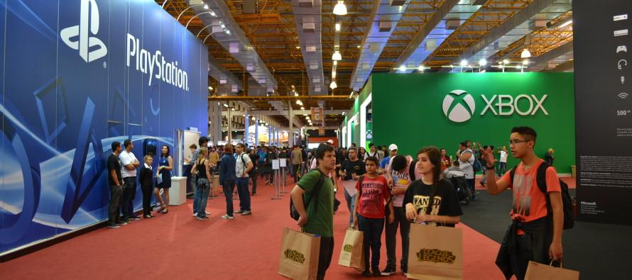 Brasil Game Show 2014 tem 'pavilhão de filas' em São Paulo