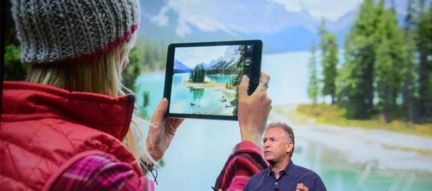 Apple apresenta nova geração de iPads