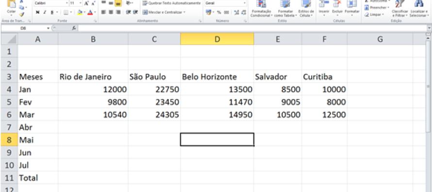 Dica de Excel ou será dica de Word?