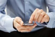 Cresce o uso do celular no pagamento de contas com cartão de crédito ou débito