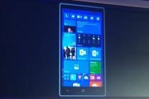 Microsoft libera versão de teste do Windows 10 para smartphones