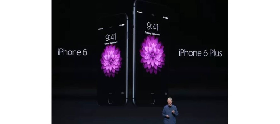 iPhones 6 e 6 Plus fazem Apple se tornar maior vendedora de smartphones do mundo