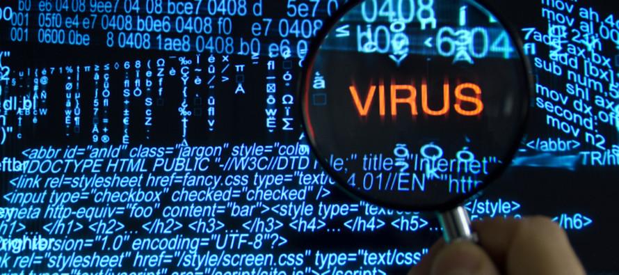 Novo vírus pode roubar dados de computadores desconectados