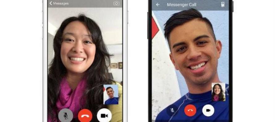 Facebook Messenger libera recurso de videochamada no Brasil