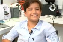 Adolescente alagoano fatura R$ 100 mil por mês com app que ele mesmo criou