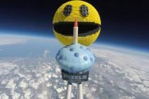 Um dos maiores clássicos do videogame, Pac-Man comemora 35 anos com passeio espacial