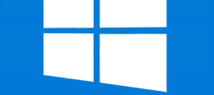 Acabou! Windows 10 está pronto para o lançamento no dia 29