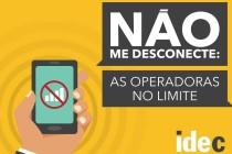 Operadoras mantêm corte irregular da internet móvel, denuncia o Idec