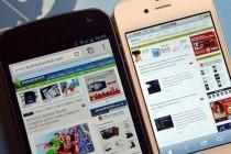 Uso de navegadores em smartphones despenca, diz pesquisa