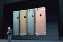 Apple revela iPhone 6S e 6S Plus