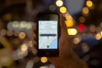 Motorista do Uber consegue autorização para circular no Rio
